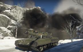 Картинка Танк, War Thunder, Т-80 У