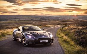 Картинка Aston Martin, DBS, Superleggera