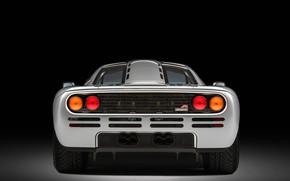 Картинка McLaren, 1993, McLaren F1, Спорткар, Sports car