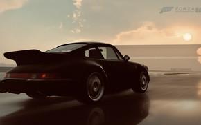 Картинка HDR, 911, Porsche, Sun, Rain, Turbo, Game, Porsche 911 Turbo, FM7, UHD, Forza Motorsport 7, …