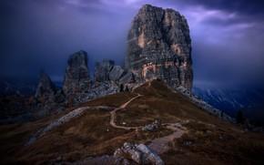 Картинка горы, Италия, Доломиты