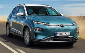 Картинка cars, new cars, electic car, hyundai car, hyundai kona