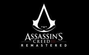 Картинка Ubisoft, Game, assassin's creed 3 remastered