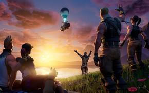 Картинка Chapter 2, Epic Games, Fortnite, 2019