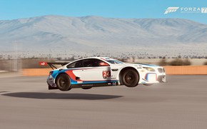 Картинка HDR, BMW, Power, Speed, Game, M Power, Fly, FM7, GTLM, UHD, Forza Motorsport 7, 4K, …