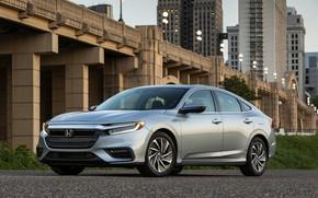 Картинка опоры, Honda, седан, Hybrid, Insight, гибрид, Touring, четырёхдверный, 2019
