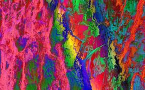 Картинка узор, краски, хаос, пятно