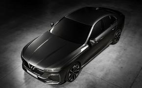 Картинка седан, 2018, Sedan, четырёхдверный, Vinfast, Lux A2.0