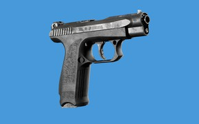 Картинка Россия, ГШ-18, Самозарядный пистолет, Василий Грязев и Аркадий Шипунов