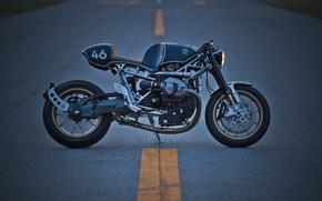 Картинка Bmw, Bike, Cafe Racer