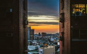 Картинка город, Taiwan, Kaohsiung