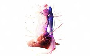 Картинка девушка, Вокалоид, Хатсуне Мику