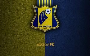 Картинка Logo, Football, Soccer, Russian Club, FC Rostov, Rostov
