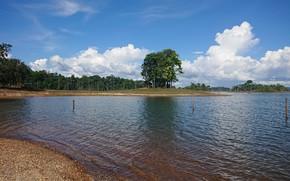 Картинка Nature in Suriname, Stone Island Suriname, Swimming resorts in Suriname, Stong Eiland Suriname