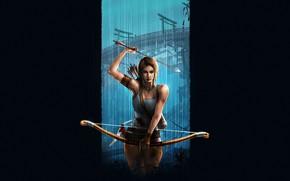 Картинка Tomb Raider, Lara Croft, Characters, James Palapar, by James Palapar