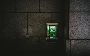 Картинка фон, стена, телефон