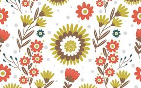 Картинка цветы, textura, фон, flower
