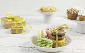 Картинка десерт, sweet, dessert, macaron