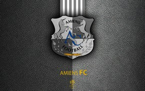 Картинка wallpaper, sport, logo, football, Ligue 1, Amiens