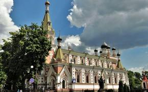 Картинка собор, Беларусь, гродно