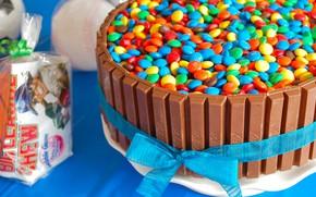 Картинка конфеты, сладости, M&Ms, KitKat