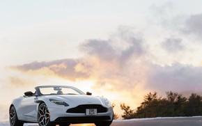 Картинка закат, Aston Martin, Volante, DB11, 2019
