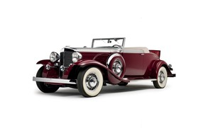 Картинка convertible, 1931, classic car, marmon sixteen