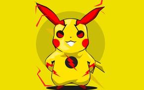 Картинка пикачу, Покемон, Pokemon