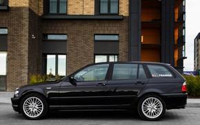 Картинка BMW, E46, TOURING
