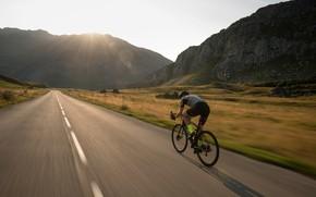 Картинка велосипед, спорт, bicycle, Carbon, Sport, Trek