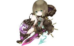 Картинка оружие, девочка, Gretel, Sinoalice