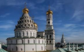 Картинка Россия, Истра, Воскресенский Ново-Иерусалимский монастырь
