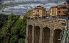 Картинка Франция, Мост, Bridge, France, Cote D'Azur, Roussillon, Русийон