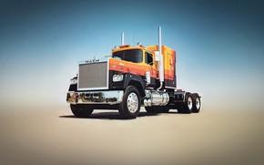Картинка truck, mack, superliner