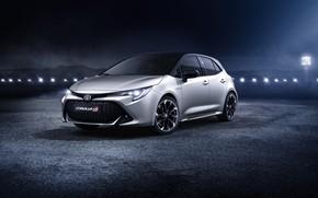 Картинка Toyota, хэтчбек, Corolla, 2019, GR Sport