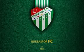 Картинка wallpaper, sport, logo, football, Bursaspor, Turkish Superlig