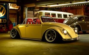 Картинка Авто, Volkswagen, Машина, Car, Art, Beetle, Gran Turismo, Volkswagen Beetle, GT Sport, Transport & Vehicles, ...