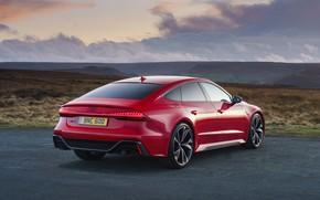 Картинка Audi, кузов, RS 7, 2020, спортбэк, UK version, RS7 Sportback