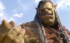 Картинка Орк, World Of Warcraft, Битва за Азерот, Battle for Azeroth, Варок Саурфанг, Varok Saurfang, Новый …