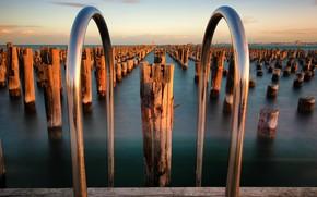 Картинка Australia, Princes Pier, Port Melbourne