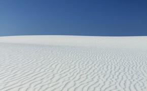 Картинка песок, небо, природа, пустыня