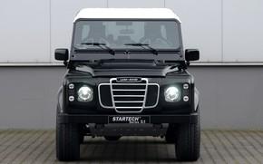 Картинка Land Rover, спереди, Defender, 2013, Startech, Series 3.1 Concept