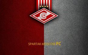 Картинка Logo, Football, Soccer, Emblem, FC Spartak Moscow, Russian Club