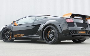 Картинка купе, спорткар, Hamann, tuning, Victory, Lamborghini Gallardo, спортивный автомобиль