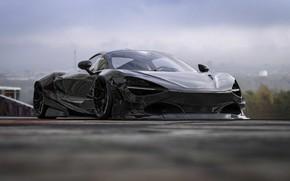 Картинка McLaren, Авто, Машина, Арт, Суперкар, Рендеринг, Concept Art, 720s, Transport & Vehicles, Rostislav Prokop, by …