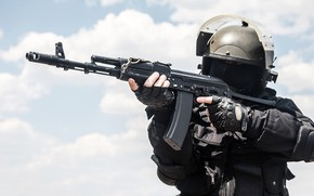Картинка Weapon, Soldier, Special Force
