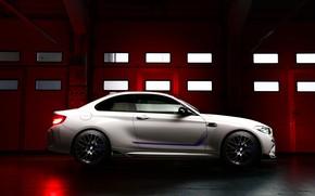 Картинка BMW, вид сбоку, Competition, 2019, BMW M2, Edition Heritage