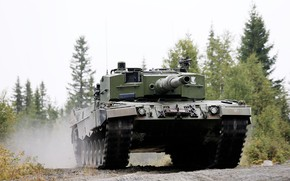 Картинка Германия, Germany, Танки, Tank, Deutschland, Leopard 2A4, Panzer, Bundeswehr, Танковые Войска, Вооруженные Силы