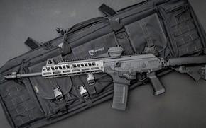 Картинка оружие, Автомат, Gun, weapon, кастом, Custom, Штурмовая винтовка, Assault Rifle, Galil, Галил