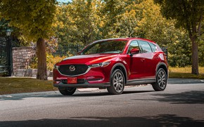 Картинка Mazda, 2019, Skyactiv-D, CX-5 Signature